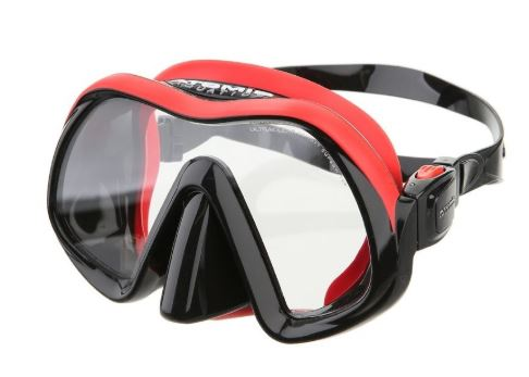 See the Sea RX can install prescription lenses into the Atomic Aquatics Venom Mask